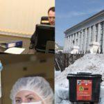 Итоги недели: громкие коррупционные дела, «свиной» грипп и снижение платы за ТКО