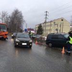 В Кирове в результате ДТП с автобусом пострадали 6 человек, в том числе двое детей