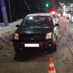 В Кирове водитель «Форда» сбил 49-летнюю женщину