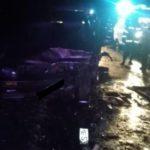В Оричевском районе в результате ДТП погиб мужчина, еще два человека госпитализированы