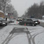 В Кирове столкнулись «Рено» и «ВАЗ»: пострадал один человек