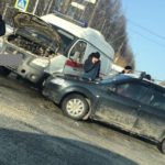 В Кирове произошло ДТП с машиной «скорой помощи»