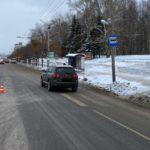 В городе Кирове наезды на пешеходов являются одними из основных видов ДТП