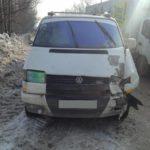 За выходные в Кирове произошло 4 ДТП, в которых 4 человека получили травмы