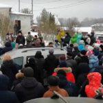 В Кирово-Чепецком районе власти не смогли презентовать новый полигон: люди устроили «народный сход»