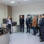 Игорь Маковский ознакомился с ходом цифровой трансформации в электросетевом комплексе Республики Татарстан
