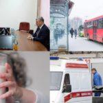 Итоги недели: отставка главы администрации Кирова, гибель полицейского в гостинице и рост тарифов на проезд