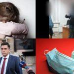 Итоги недели: задержание замначальника полиции за взятку, череда преступлений в отношении детей и эпидемия ОРВИ