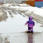 В Кировской области побит температурный рекорд 60-летней давности