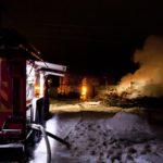 В Кирове на пожаре погибла 64-летняя женщина