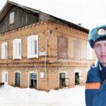 В Слободском подполковник спас мужчину на пожаре