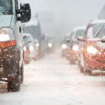 ГИБДД предупреждает водителей о сильных снегопадах