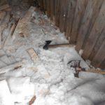 Осужден житель Шабалинского района, зарубивший топором спящего коллегу