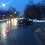 В Котельниче в результате ДТП пострадала 67-летняя женщина