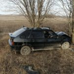 В Малмыжском районе водитель «ВАЗа» вылетел в кювет: пострадали два человека