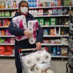 Жителей Кировской области призвали не создавать ажиотаж и не опустошать прилавки магазинов
