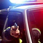 В Яранске сотрудникам ГИБДД пришлось применить табельное оружие, чтобы остановить нарушителя
