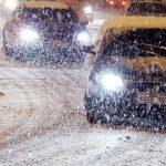 Госавтоинспекция Кирова прогнозирует осложнение дорожной обстановки на дорогах из-за гололеда и снегопада