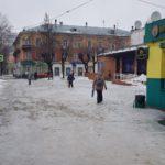 Улицы Кирова превратились в каток