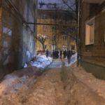 В Кирове будут судить экс-директора компании, по вине которой погибла женщина от упавшего с крыши снега