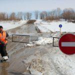 В Кировской области закрыты все ледовые переправы