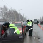14 марта в Кирове пройдут «сплошные проверки» водителей на состояние опьянения