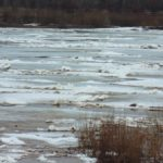 В Вятке зафиксирован аномальный подъем уровня воды