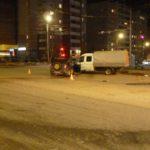 В Кирове столкнулись «Газель» и «Сузуки»: пострадали мужчина и 6-летний мальчик