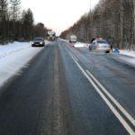 В Верхошижемском районе водитель грузовика насмерть сбил пешехода и скрылся с места ДТП