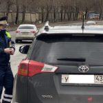 Сотрудники ГИБДД Кирова проводят специализированные мероприятия по выявлению нарушений правил перевозки детей в автомобиле