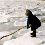 В Кировской области погибла 4-летняя девочка, провалившаяся под лед