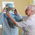 В слободе Талица открылся инфекционный госпиталь для больных коронавирусом