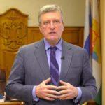 Губернатор Кировской области обратился к жителям региона