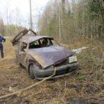 В Белохолуницком районе в результате ДТП госпитализирован 48-летний мужчина