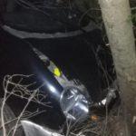 В Оричевском районе пьяная женщина-водитель «Дэу» вылетела в кювет