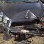 В Оричевском районе водитель «Шевроле» вылетел в кювет