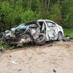 В страшном ДТП в Советском районе погиб мужчина, еще трое травмированы