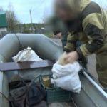 В Оричевском районе полицейские задержали браконьера
