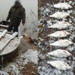 До двух лет лишения свободы грозит браконьерам за незаконную ловлю рыбы на Вятке