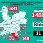 Коронавирус продолжают выявлять в районах Кировской области