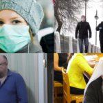 Итоги недели: коронавирус, введение масочного режима и новые эпизоды в уголовном деле вице-губернатора