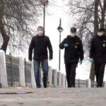 Полиция в ходе рейдов выявляет в парках и скверах Кирова нарушителей самоизоляции