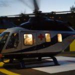 Спасенного 4-летнего мальчика на вертолете доставили в Киров