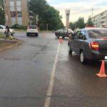 В Кирове в результате ДТП пострадали три человека, в том числе 5-летний ребенок