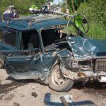 В Кирово-Чепецком районе в результате ДТП госпитализированы пять человек