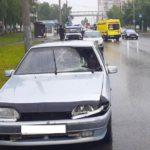 В Кирове пьяный бесправник на «ВАЗе» насмерть сбил мужчину на пешеходном переходе