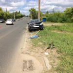 В Кирове столкнулись «Лада Гранта» и «Ситроен»: пострадали два человека