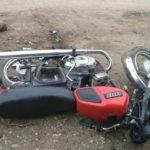 В Котельниче в результате ДТП госпитализирован 18-летний мотоциклист-бесправник