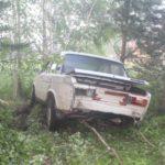 В Тужинском районе водитель «ВАЗа» вылетел в кювет: пострадали три человека
