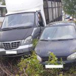 В Кирове столкнулись «Лада Калина» и «Валдай»: пострадала женщина и годовалый мальчик